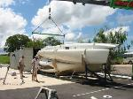 Bahama Hunter - March 2004 - Getting ready for shipment